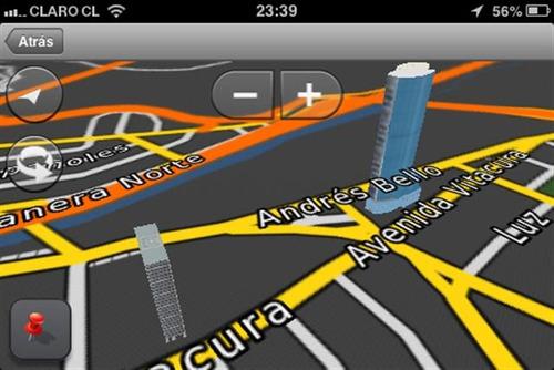 nuevo mapas chile city nav 2018 en 3d gps garmin nuvi zumo