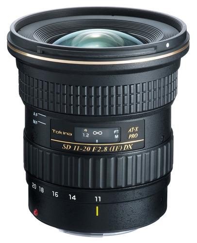 nuevo marca tokina at- x af 11-20 mm f / 2.8 pro dx para cá