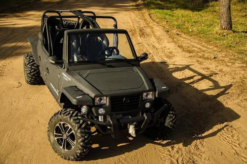 nuevo massimo utv wrangler x4 1100cc 4 plazas gama hisun