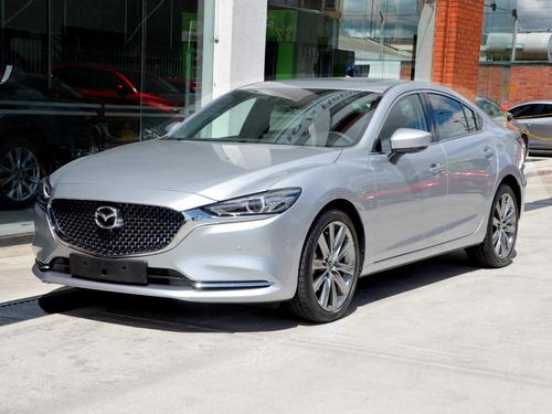 nuevo mazda 6 2.5 aut turbo  - signature  modelo 2020