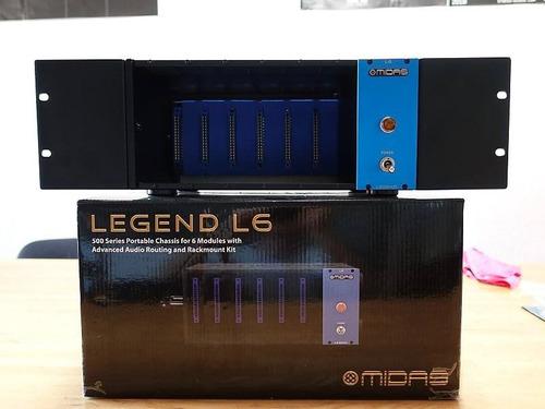 nuevo midas legend l6 - lunchbox - api neve universal audio