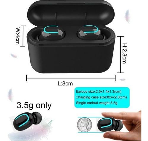nuevo* mini audífonos bluetooth tws ultima generación stereo