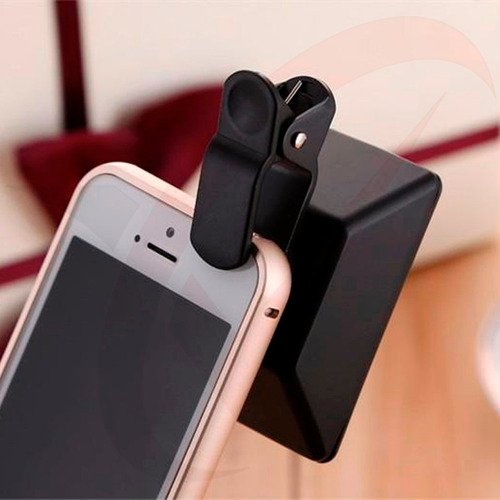 nuevo! mini lente 3d para celular