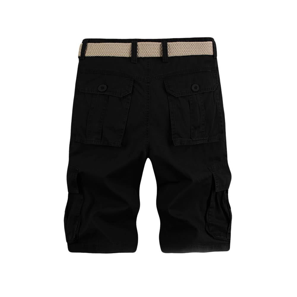 f4190d94f5 nuevo moda hombres casual bermudas pantalones cortos sólido. Cargando zoom.