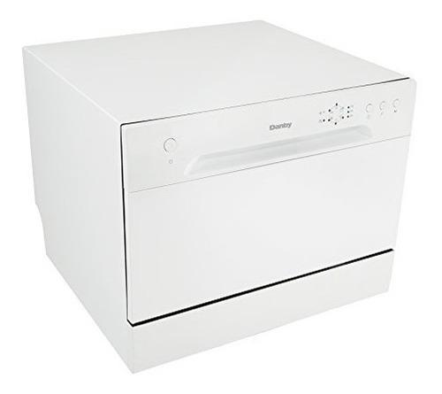 nuevo modelo danby ddw621wdb lavavajillas encimera blanco