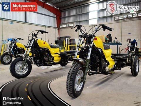 nuevo modelo mototaxi kw200zk pasajero 4+1 200cc 12 meses