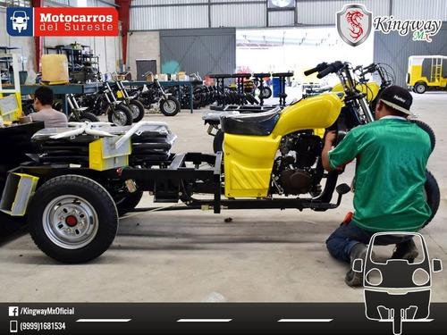 nuevo modelo mototaxi kw200zk pasajero 4+1 200cc