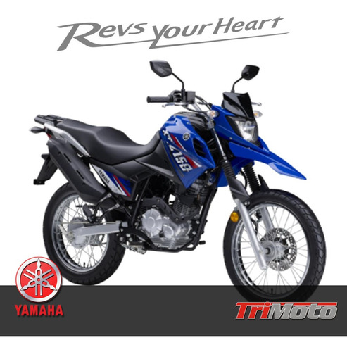 nuevo modelo yamaha xtz150 trimoto agencia oficial