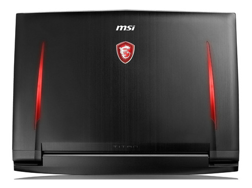 nuevo msi gt75 titan 17.3  full hd 4k uhd core i7