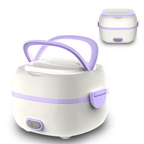 nuevo multifuncional eléctrico almuerzo caja mini rice estuf