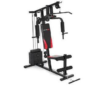nuevo multigym reforzado fitness80 con 75kg y hasta 100kg +