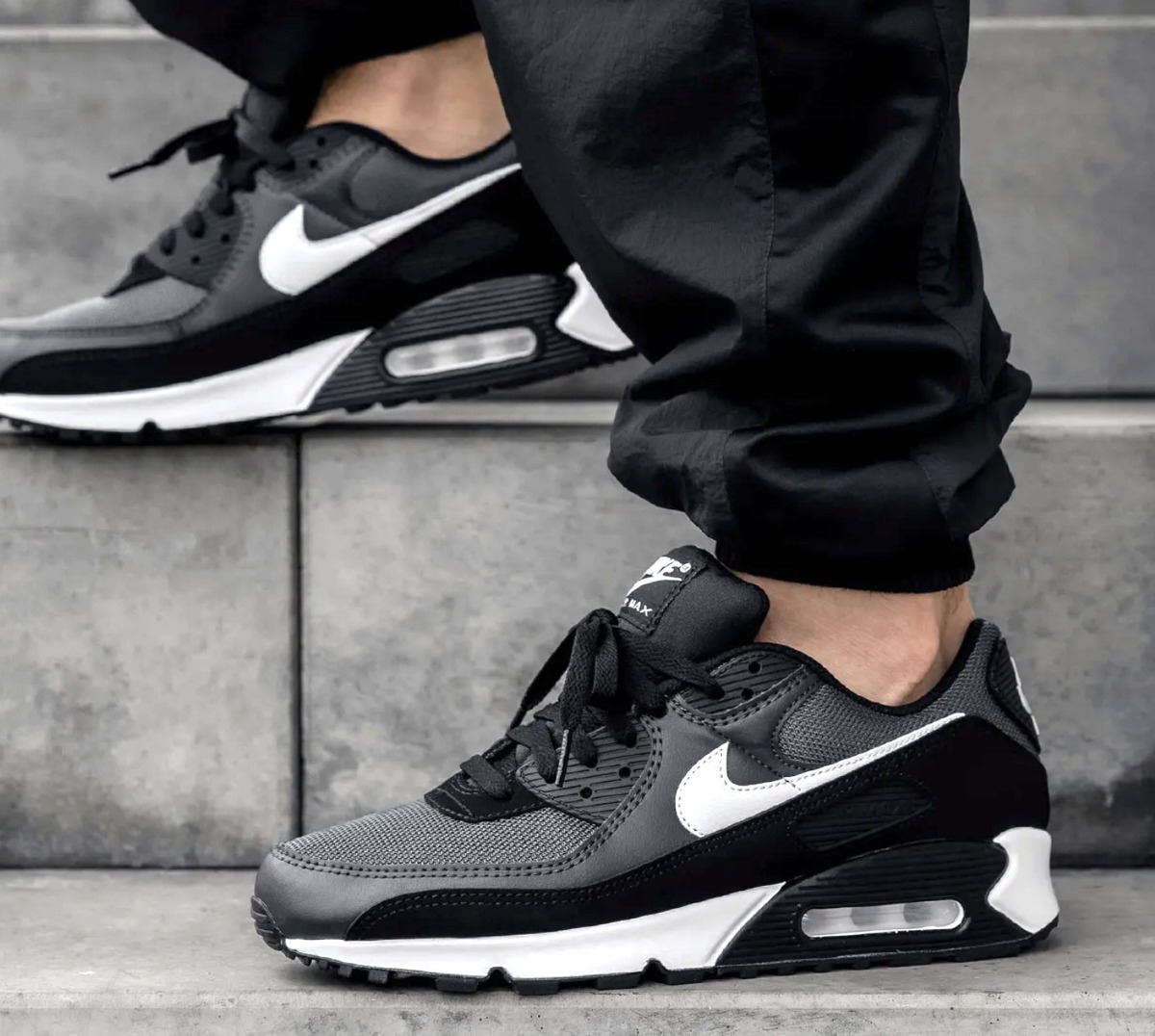 Nuevo Nike Air Max 90 Essential Athletic Sneakers Hombre...