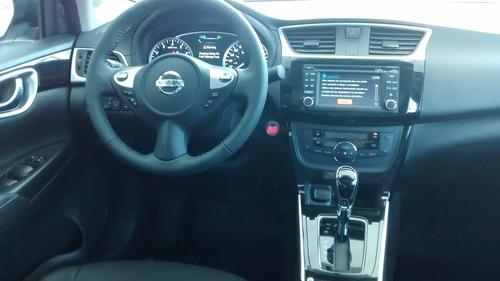 nuevo nissan sentra exclusive cvt 4 puertas 0km
