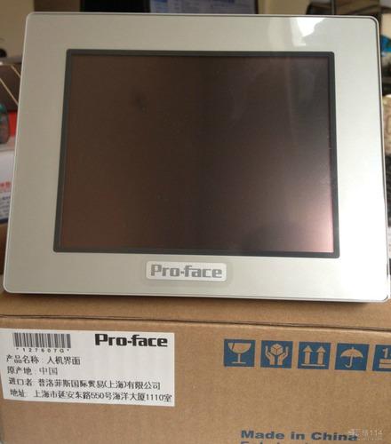 nuevo original táctil proface pantalla hmi agp3500-l1-d24