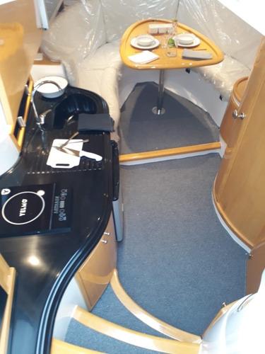 nuevo para botar, crucero daycruiser aqualum 31 financiamos