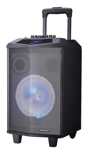 nuevo parlante bluetooth microfono inalambrico master g 8p