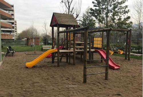 nuevo parque lo gallo / balaguer