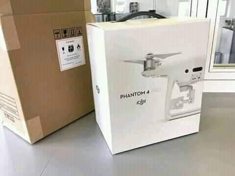 nuevo phantom4 con garantía de un año