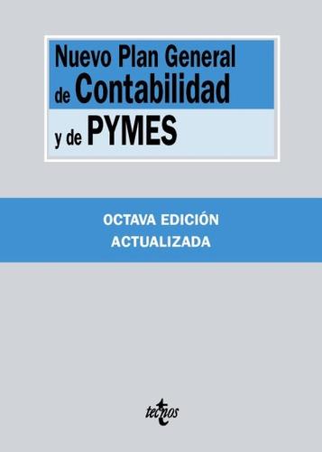 nuevo plan general de contabilidad y de pymes(libro contabil