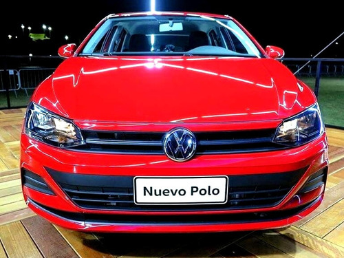 nuevo polo comfortline 0km msi 1.6 volkswagen 2020 manual vw