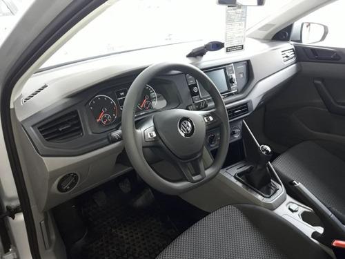 nuevo polo trendline manual 0km volkswagen 2020 llantas p8