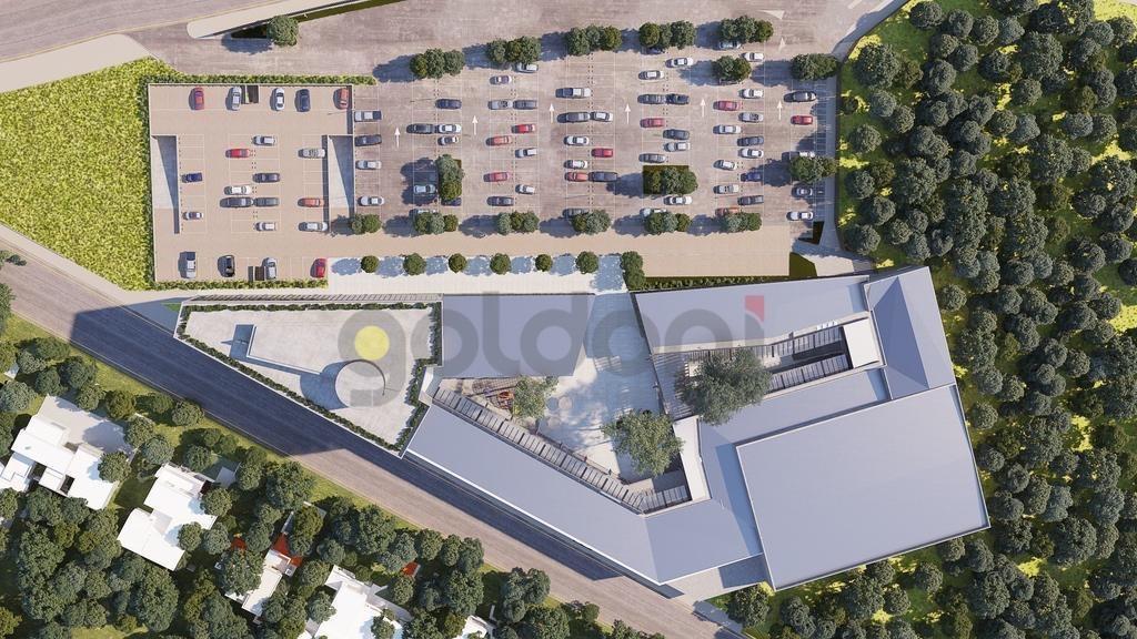 nuevo quilmes plaza - oficina en esquina 90m2 contrafrente.