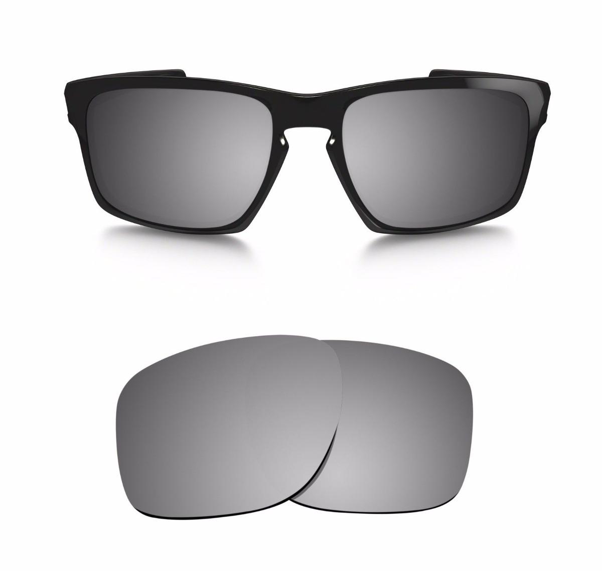 Nuevo Reemplazo Polarizado Lentes Oakley... (titanium) - $ 41.990 en ...