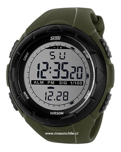 nuevo reloj digital skmei, deportivo original