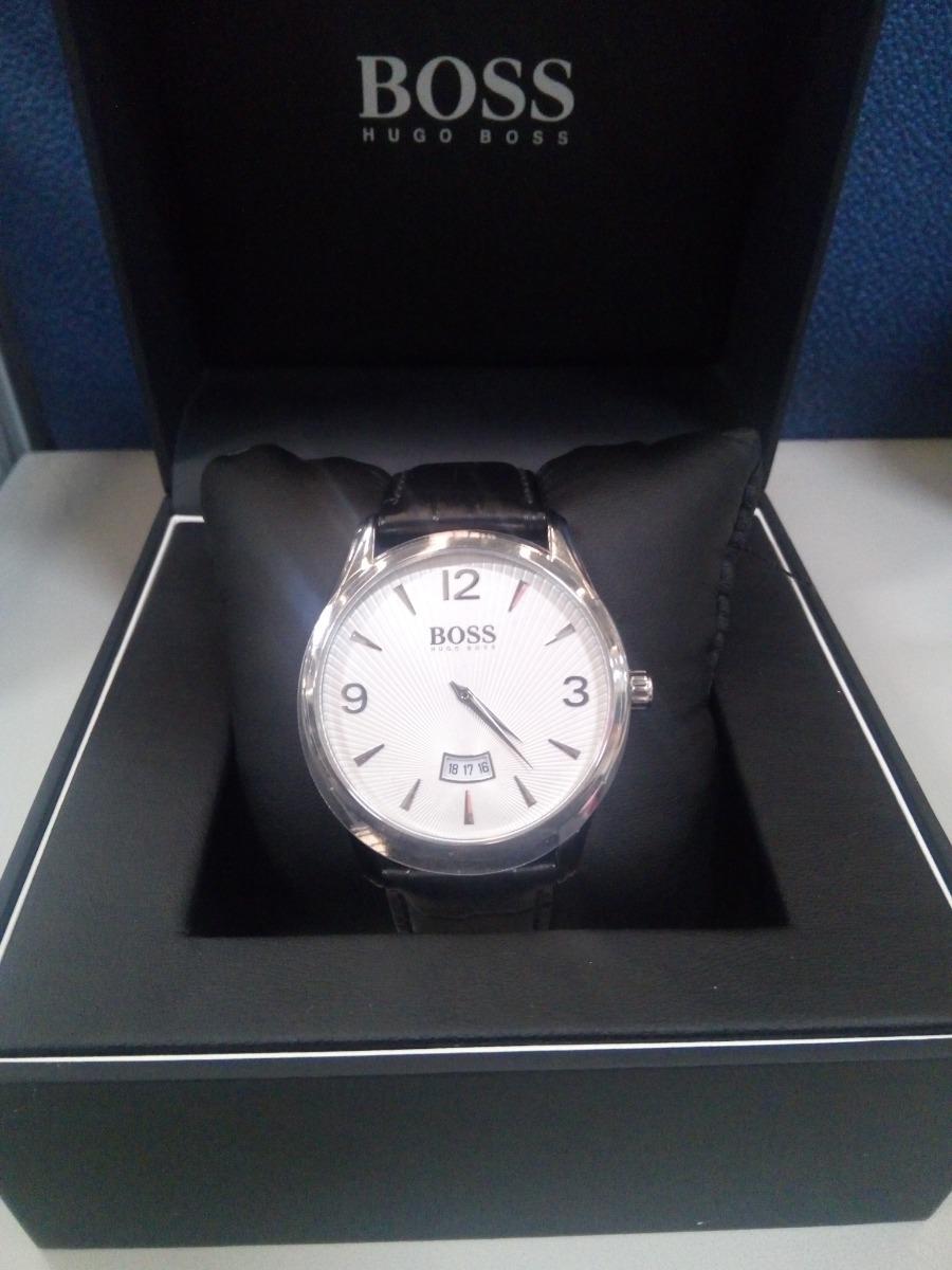 ff1e3cf3aad6 nuevo reloj hugo boss 1513449 - 2 años de garantia. Cargando zoom.