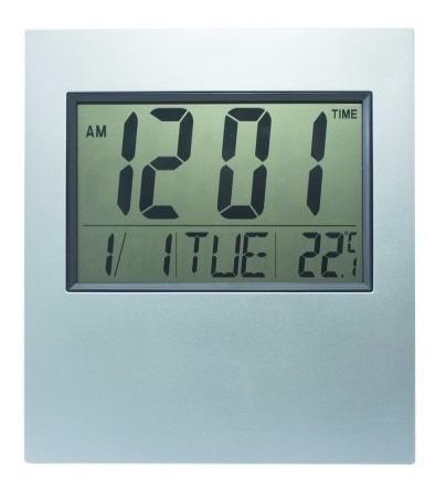 nuevo reloj mini pared/ mesa digital timer alarma fecha