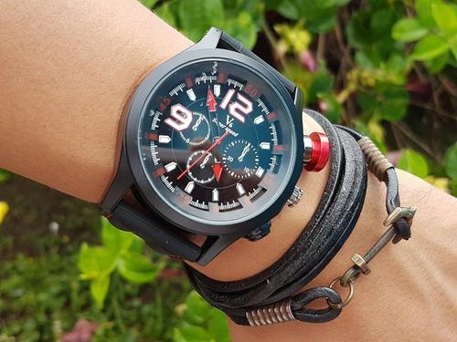 nuevo reloj v6 super speed!! turbo adventure!! deportivo!