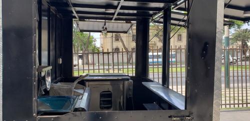 nuevo remolque de comida food truck totalmente equipado