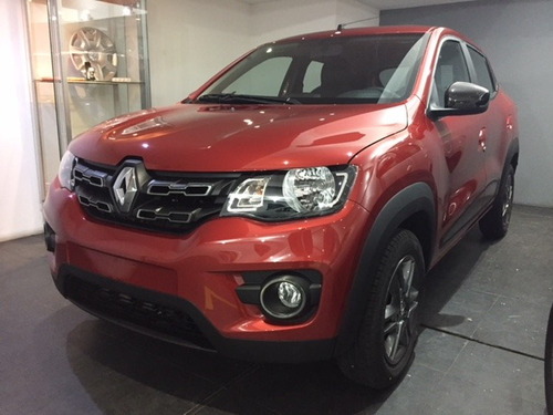 nuevo renault kwid 1.0 iconic no up mobi qq gelly  clio f