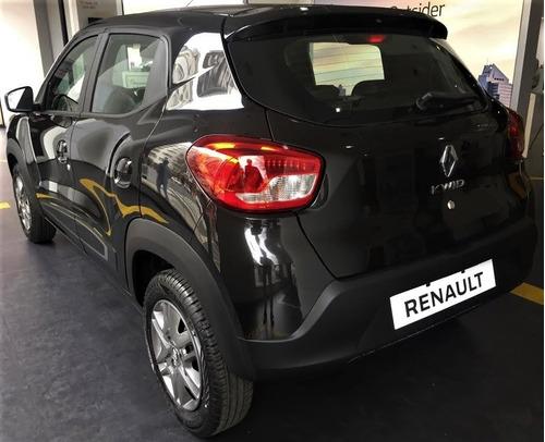 nuevo renault kwid iconic 1.0 12v volkswagen up  audi gol  g
