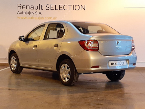 nuevo renault logan authentique plus 1,6