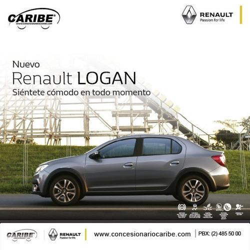nuevo renault logan motor 1600 111 hp/5500 r.p.m modelo 2020