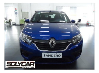nuevo renault sandero life/zen 2020!! motor 1.0cc 12v!