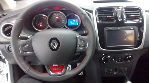 nuevo-renault sandero rs100% financiado retiro $70.000 bp