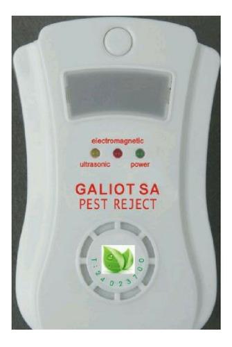 nuevo repelente de plagas: mosquitos, cucarachas y ratas