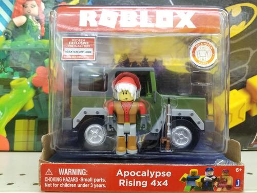 nuevo roblox apocalypse rising 4x4 vehiculo todo terreno