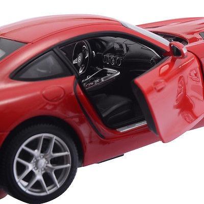 nuevo rojo 1:14 mercedes amg gt licencia coche de rc de