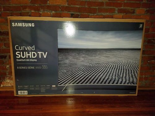 nuevo samsung curved 55 inch televisor led inteligente 4k