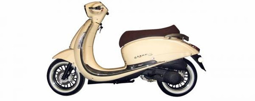 nuevo scooter beta tempo deluxe 150 40%off en patentado