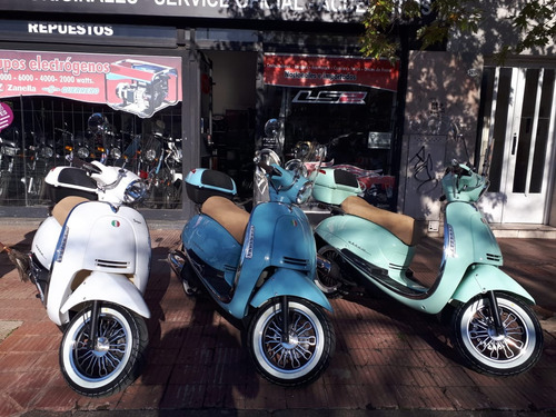 nuevo scooter beta tempo deluxe 150 conbaul,oferta en outlet