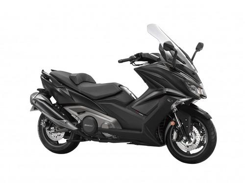 nuevo scooter deportivo kymco ak 550 i -lidermoto lider