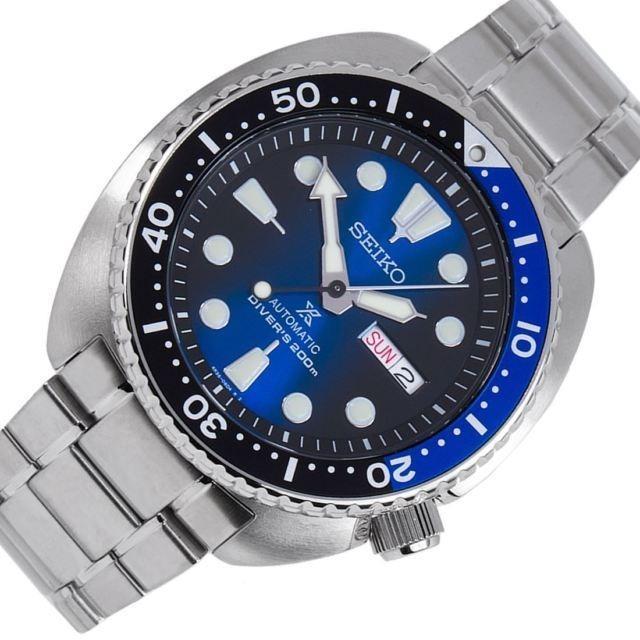 mejor sitio web c5811 42f07 Nuevo Seiko Prospex Batman Tortuga Azul Reloj Srpc25k1 De