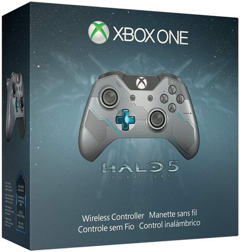 nuevo sellado control xbox one halo 5 guardians. envio hoy