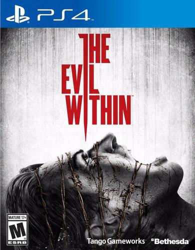 nuevo sellado playstation 4 the evil within ps4