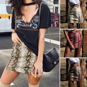 a5c40c53a Mini Faldas Mujeres Maduras - Faldas Beige al mejor precio en ...