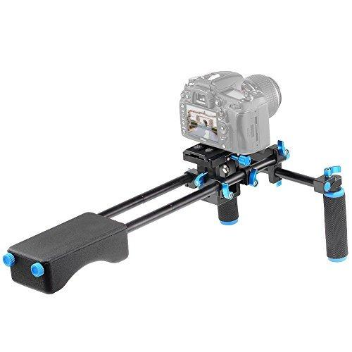 nuevo sistema de cineasta portátil con cámara, cámara, contr